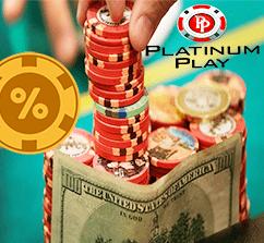 platinum play + withdraw computercasinogames.com